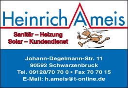Heinrich Ameis