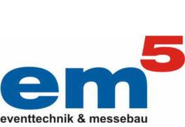 em5 – eventtechnik & messebau GmbH