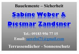 Weber & Zandtner Bauelemente